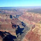 Flight into the Grand Canyon 2 by Mooreky5