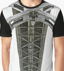 Under The Batman Bridge, Tasmania Graphic T-Shirt