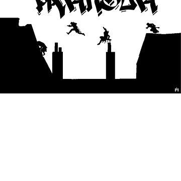 Parkour Assassins by MIDesign