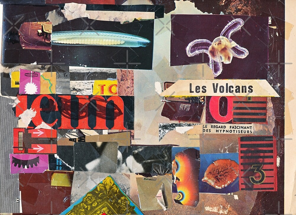 volcans by PaulPrinzip
