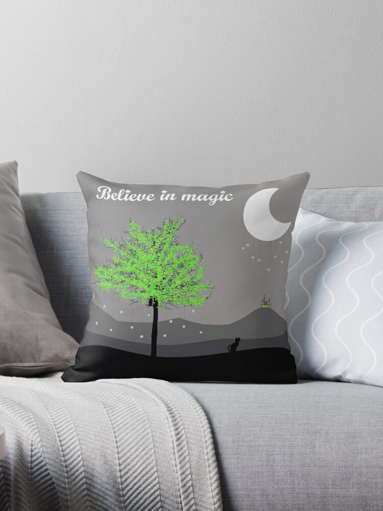 Believe in magic by redumbrellashop