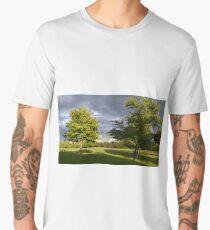 Trees Study Men's Premium T-Shirt