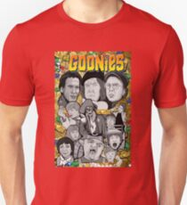 the Goonies collage Unisex T-Shirt
