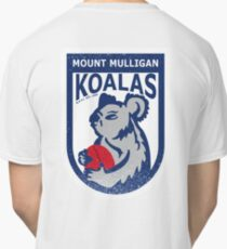 Mount Mulligan Koalas Footy Club Classic T-Shirt
