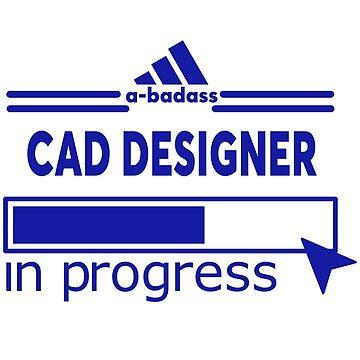 CAD DESIGNER by annatrunghieu