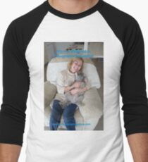 FEATURED IN PETOGRAPHY MAGAZINE Men's Baseball ¾ T-Shirt