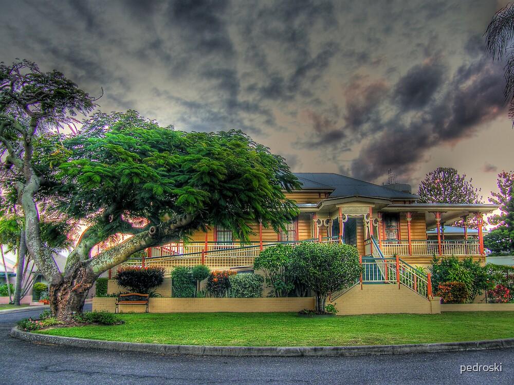 Burwells Residential Village by pedroski