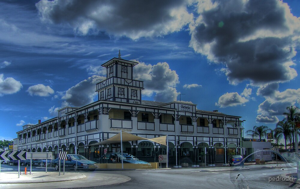 Goondiwindi Shopping Centre by pedroski