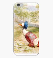 Jemima Puddle Duck iPhone Case
