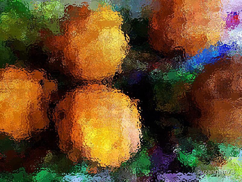 Oranges Under Glass by suzannem73