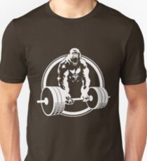 Gorilla Lifting Fitness T-Shirt