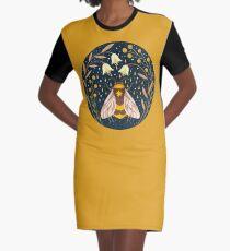 Harvester von Gold T-Shirt Kleid