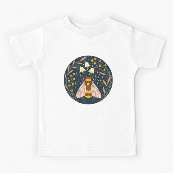 Mähdrescher aus Gold Kinder T-Shirt
