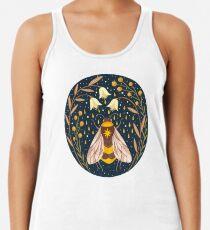 Camiseta con espalda nadadora Cosechadora de oro