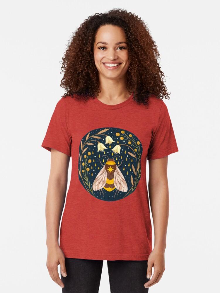 Alternative Ansicht von Harvester von Gold Vintage T-Shirt