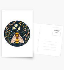 Harvester of gold Postcards