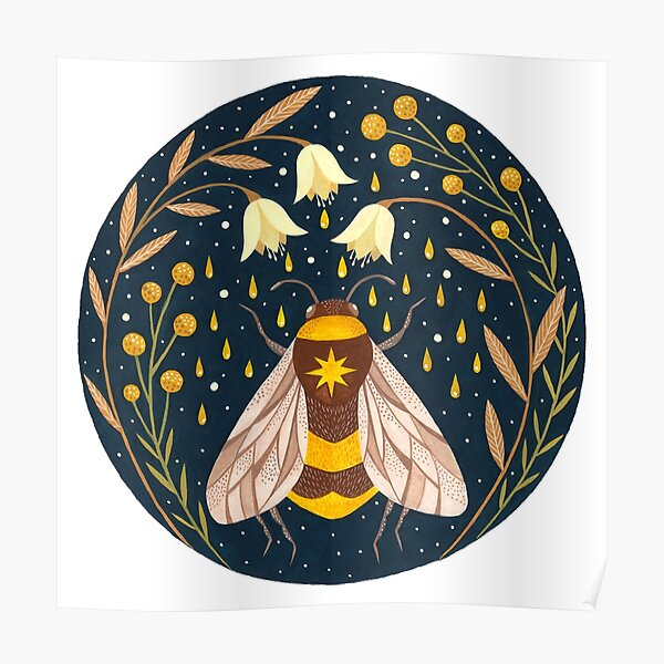 Harvester of gold Poster