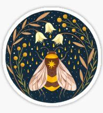 Harvester of gold Sticker