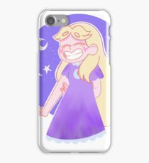 Star Vs the Forces of Evil Pajama Star iPhone Case/Skin