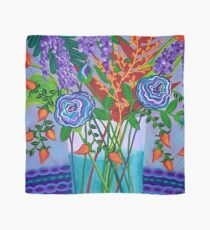 Bright Blooms Scarf