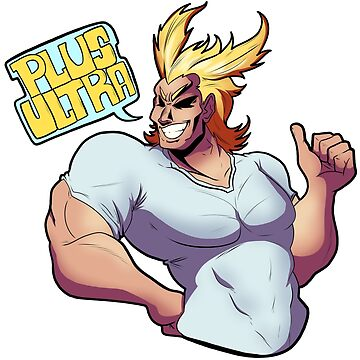 PLUS ULTRA!! by StudioBunny
