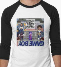 Power House. Men's Baseball ¾ T-Shirt