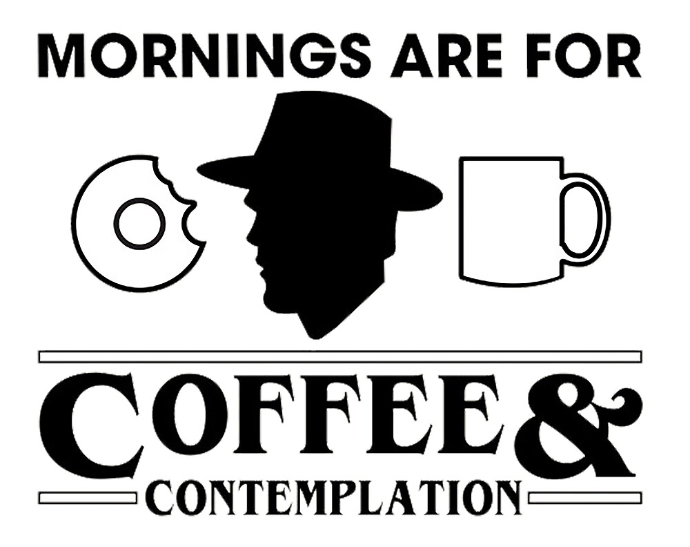Stranger Things - Mornings Are For Coffee & Contemplation by ILOVEBIGDADDY