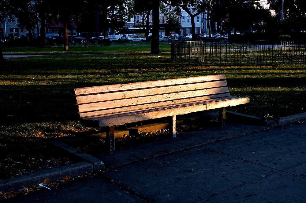 Bench with a view ! by pmarella