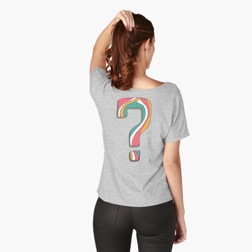 What did I miss? Relaxed Fit T-Shirt