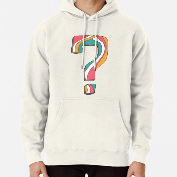 What did I miss? Pullover Hoodie