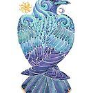 Raven Totem by Jezhawk