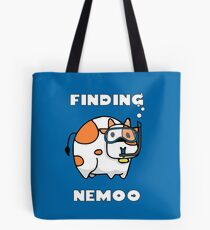 Finding Nemoo Tote Bag