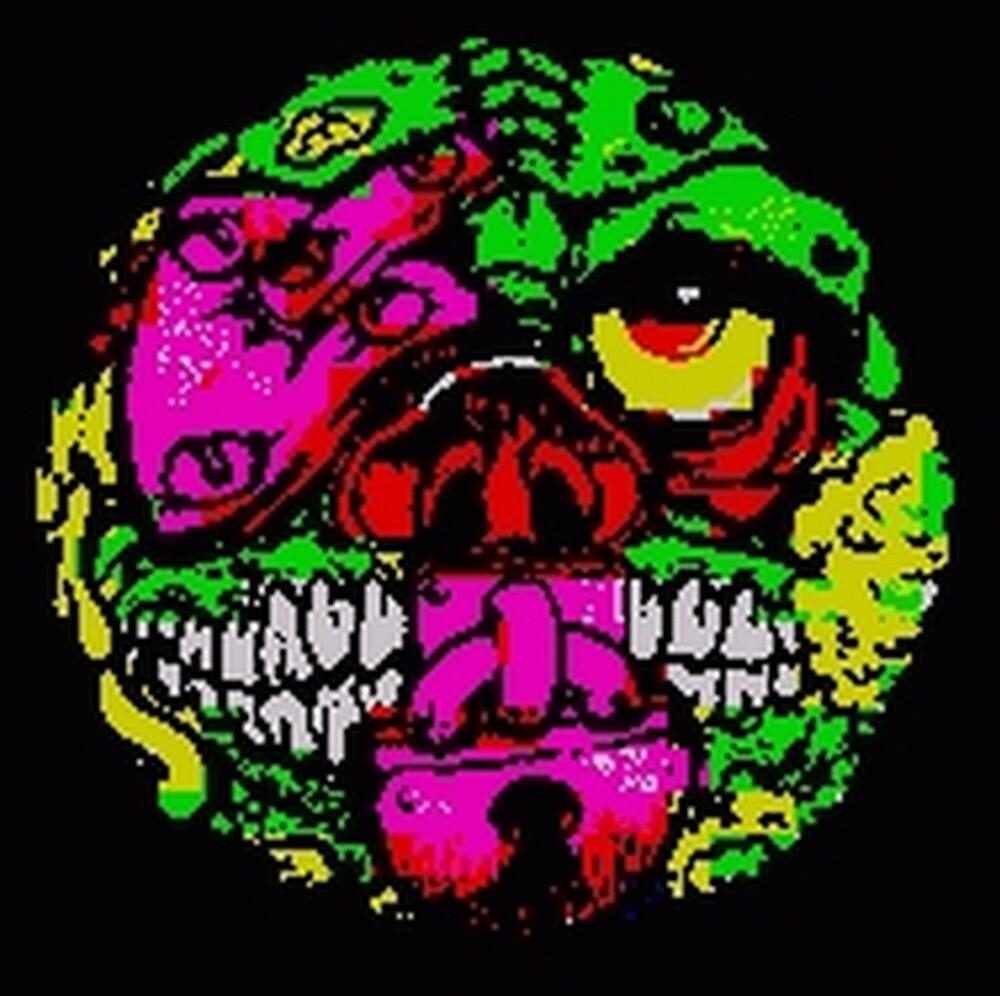 ZX Spectrum Lock Lips Madball by deadpan666