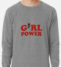 Mädchen macht Leichter Pullover