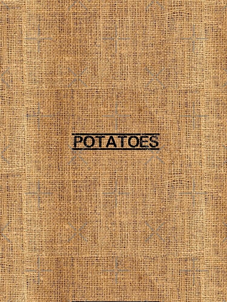 Potatoes bag by yourgeekside