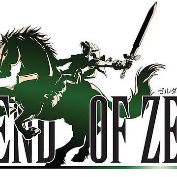 Legend of Zelda by stayaminute