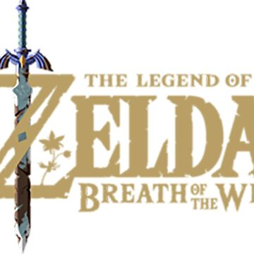 The Legend of Zelda logo by stayaminute