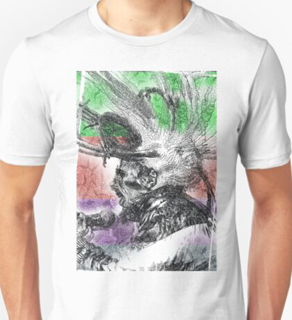 Bob Marley reggae  the wailers singer musician T-Shirt