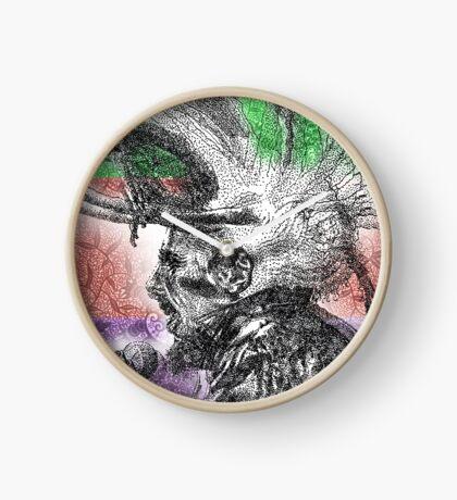 Bob Marley reggae  the wailers singer musician Clock