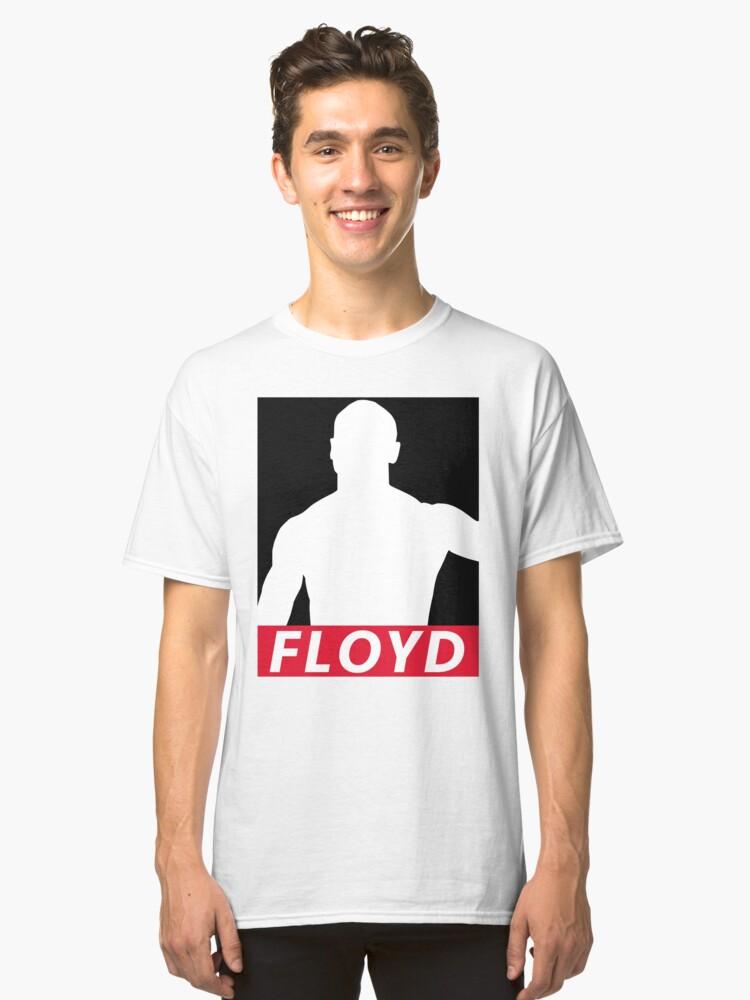 FLOYD CLASSIC MODEL Classic T-Shirt Front