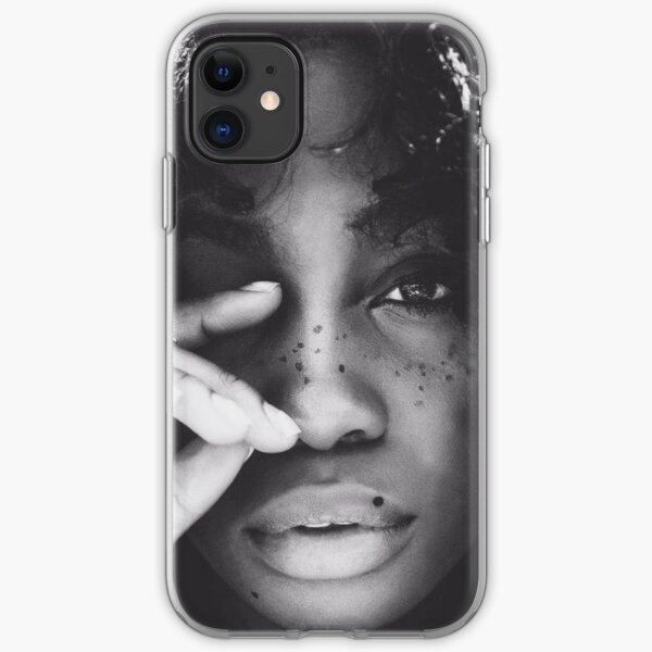 SZA FRECKLES iPhone Soft Case