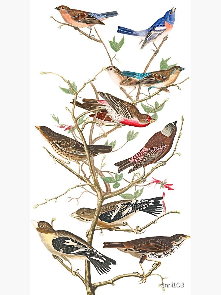 Bird Tree by anni103