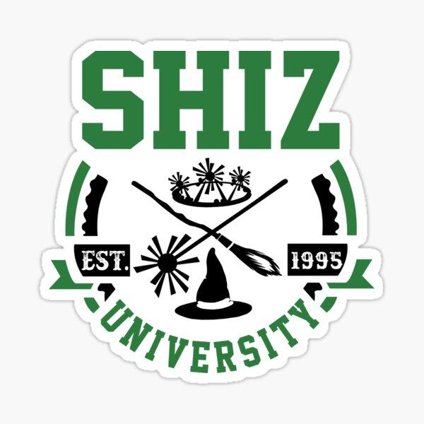 Sh University Sticker