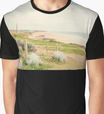 Bunbury Beach, Western Australia Graphic T-Shirt