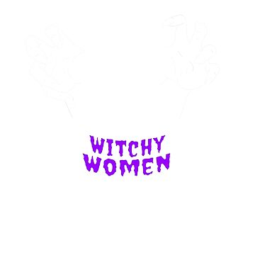 Purple logo for BLACK products by witchywomen