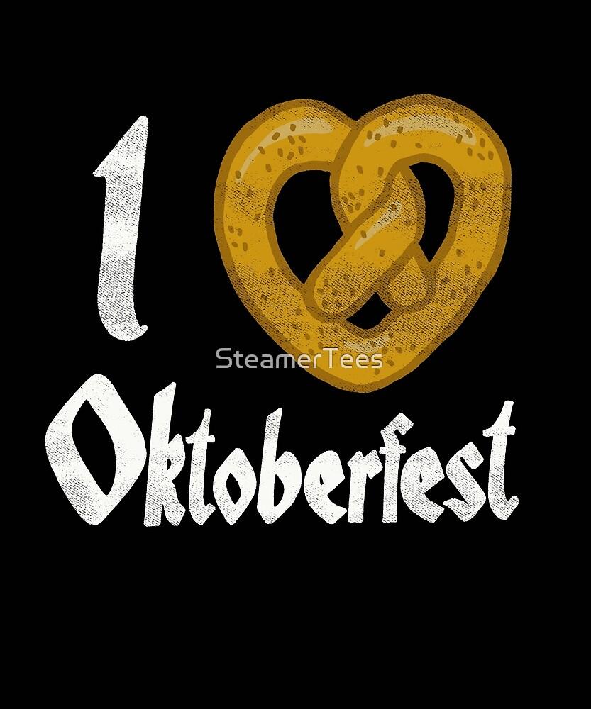 I Love Oktoberfest by SteamerTees