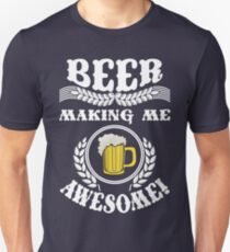 beer mak - Funny beer saying. T-Shirt