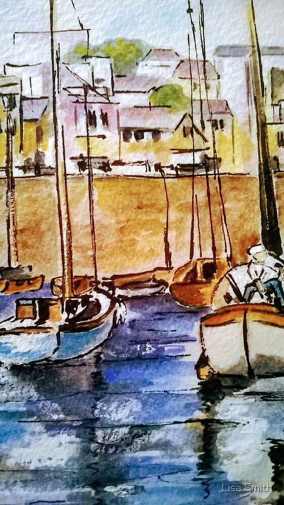 Harbour View by Lisa Smith