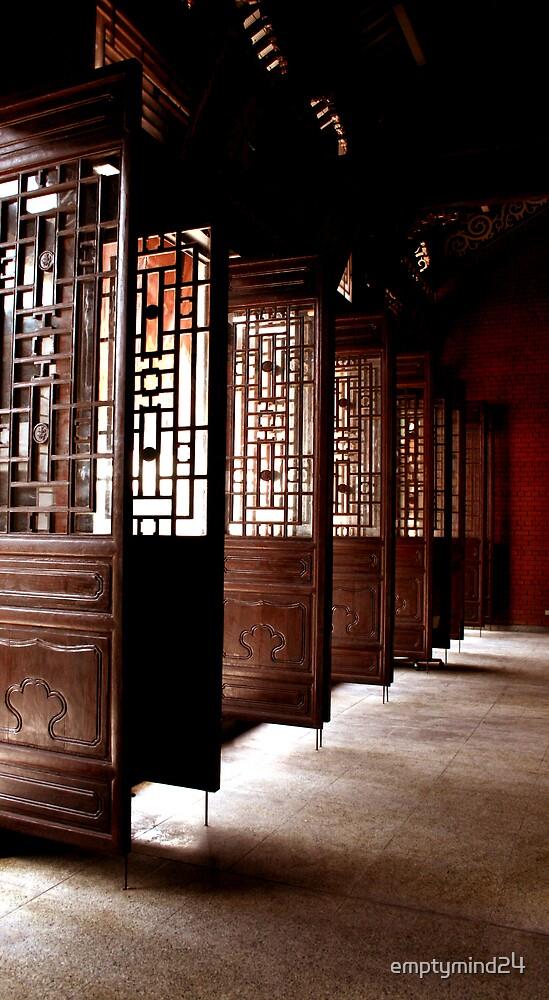 Many Doors by Mikhayl Von Riebon