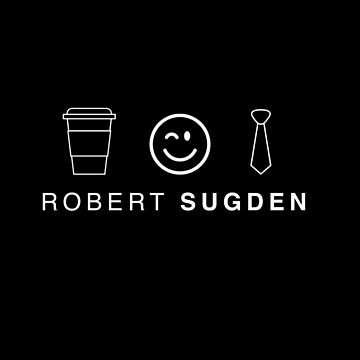 Robert Sugden | Black Background by xloz91x